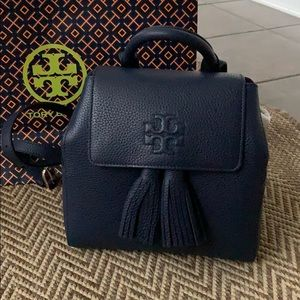 NWT Authentic Tory Burch Thea Mini Backpack